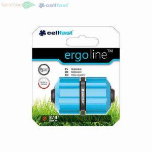 """Cút nối măng sông ống cao cấp Cellfast Ergo 3/4"""" 53-105"""