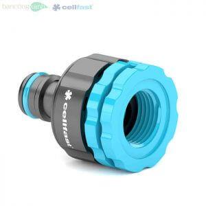 Cút nối đa dụng ren trong Cellfast Ergo 21mm-27mm-34mm
