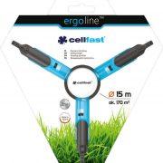 Béc tưới vườn, tưới thảm cỏ cao cấp, chân cắm nhọn Cellfast Ergo SZ 53-415