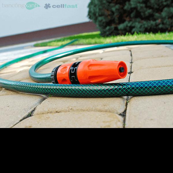 """Trọn bộ ống tưới,vòi tưới chất lượng cao Cellfast Economic 1/2""""dài 20m"""