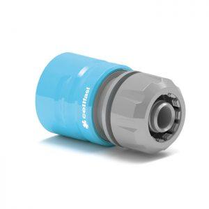 Cút nối nhanh ống nước,vòi tưới chất lượng cao Cellfast IdealLine 21mm