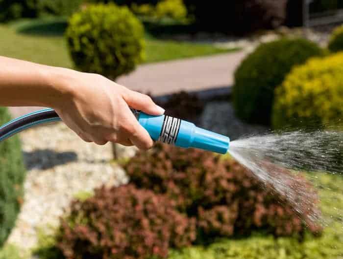 Vòi tưới vườn, xịt rửa 2 chế độ xoay chất lượng Celllfast Ideal Line