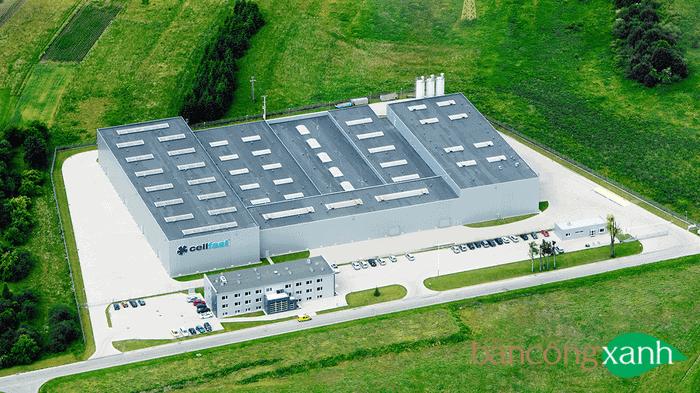 Giới thiệu tổng thể về tập đoàn thiết bị tưới vườn hàng đầu châu Âu Cellfast-Ba Lan