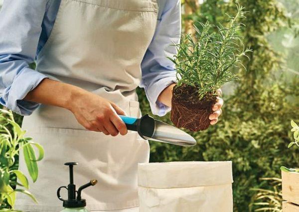 Bay làm đất, trồng cây, làm vườn cao cấp Cellfast Ergo Line