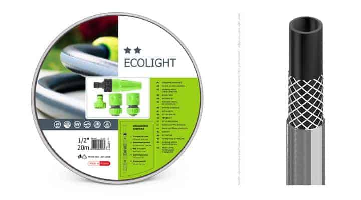 """Trọn bộ ống tưới,vòi tưới chất lượng cao Cellfast Ecolight 1/2""""dài 20m"""