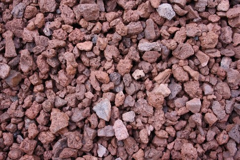 Giá thể đá núi lửa trồng rau sạch thuỷ canh