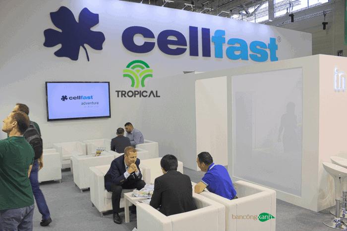 Tropical tìm đối tác làm đại lý thiết bị tưới vườn cao cấp Cellfast Ba Lan
