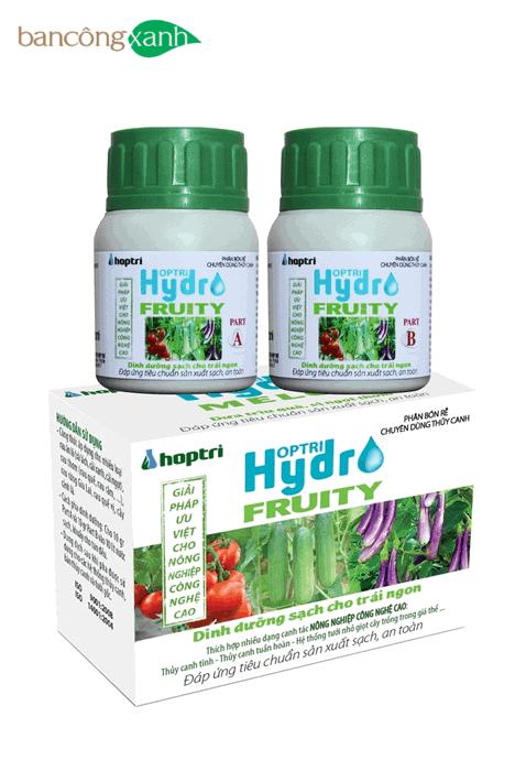 Dinh dưỡng thuỷ canh cho cây ăn trái Hydro Fruity Small
