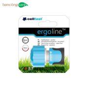 """Cút nối nhanh ống nước với vòi tưới, thiết bị tưới Cellfast Ergoline 3/4"""" (53-135)"""