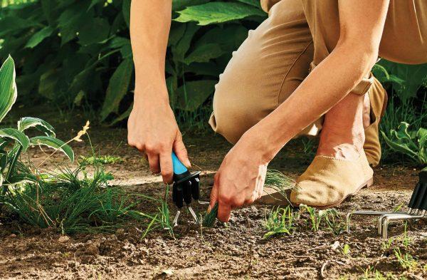 Cào làm vườn mini cao cấp Cellfast 42-003