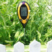 Máy đo đất đa năng 4 trong 1(đo PH đất, ánh sáng, nhiệt độ và độ ẩm đất) HM058-1