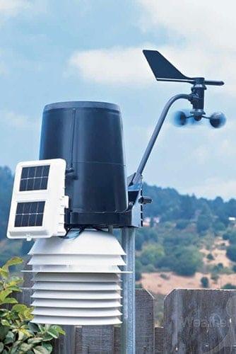 Đồng hồ đo lượng mưa cho tưới cảnh quan