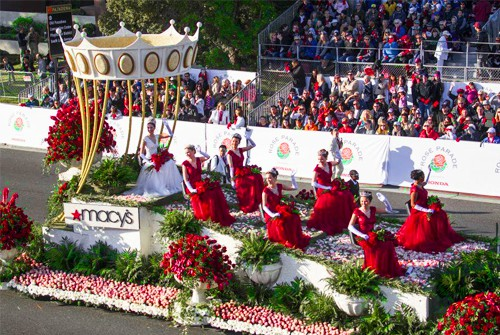 Lễ hội Hoa hồng tịa Mỹ