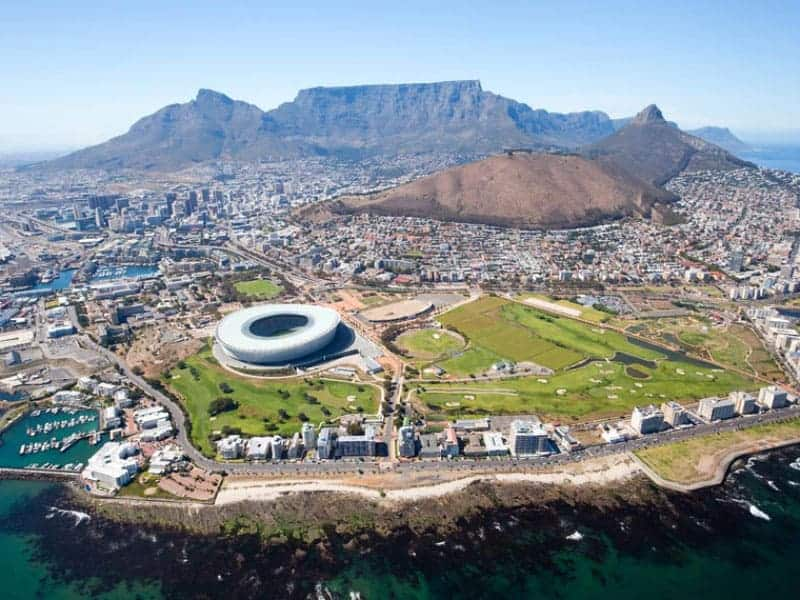 Thành phố Cape Town - Nam Phi
