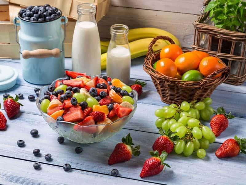 thực phẩm hữu cơ theo hướng nông nghiệp công nghệ cao