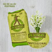 Giá thể trồng cây cao cấp peatmoss