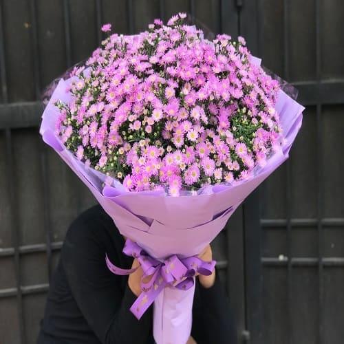 Hoa tặng sinh nhật đẹp và ý nghĩa – Hoa thạch thảo xinh xắn