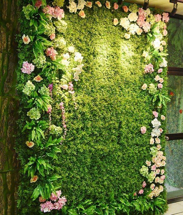 Những mẫu thiết kế vườn tường đẹp nhất 2019 a