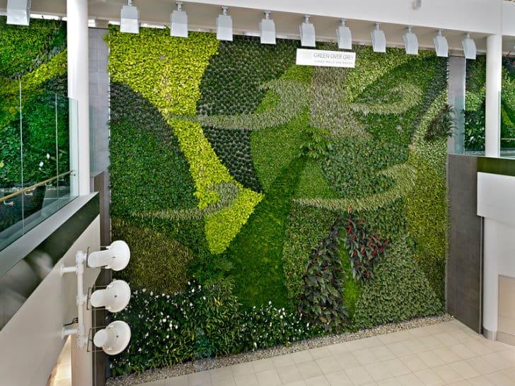 Những mẫu thiết kế vườn tường đẹp nhất 2019 2