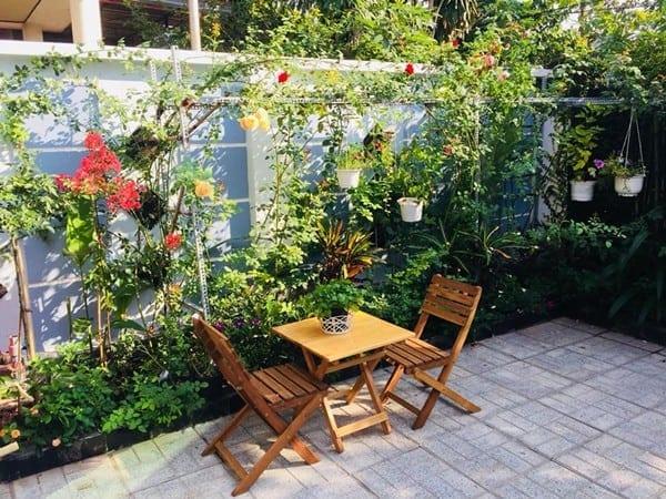 Những mẫu thiết kế vườn tường đẹp nhất 2019 21