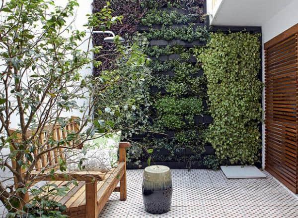 Những mẫu thiết kế vườn tường đẹp nhất 2019 28