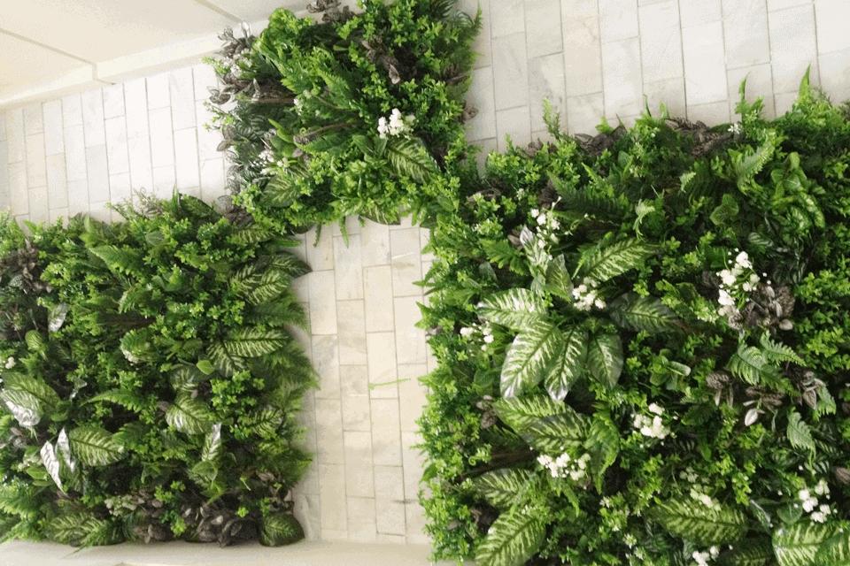 Những mẫu thiết kế vườn tường đẹp nhất 2019 29