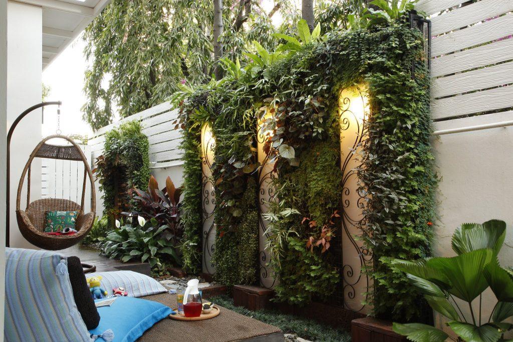 Những mẫu thiết kế vườn tường đẹp nhất 2019 5