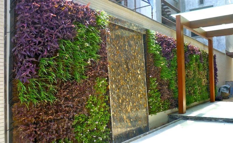 Những mẫu thiết kế vườn tường đẹp nhất 2019 7 c