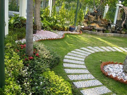 Thiết kế cảnh quan sân vườn theo phong thủy 2