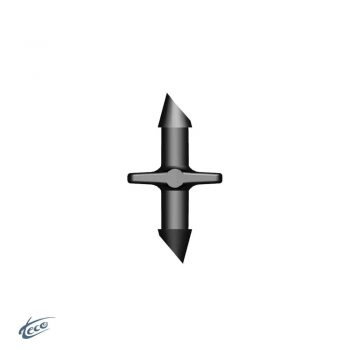 Nối ống Teco 4.5mm Hypodemic