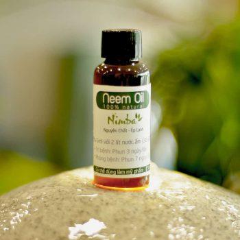 dầu neem nguyên chất neemba