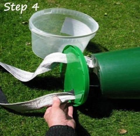 chậu trồng cây tự tưới nước 4