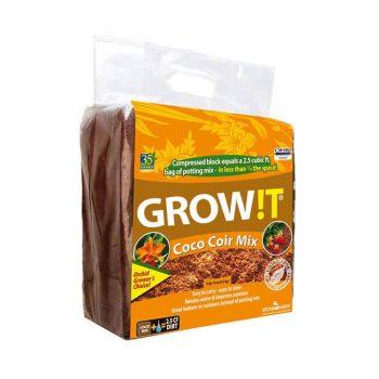 mụn dừa kiểng coco coir mix grow!t