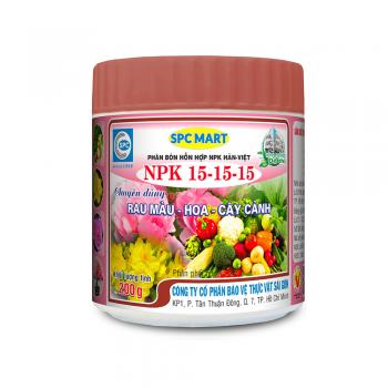 Phân bón hỗn hợp NPK 15-15-15